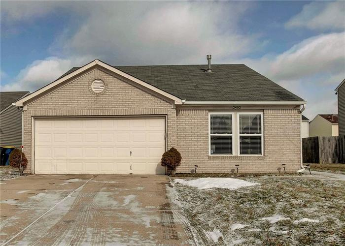 12402  Bearsdale Drive Indianapolis, IN 46235 | MLS 21616863