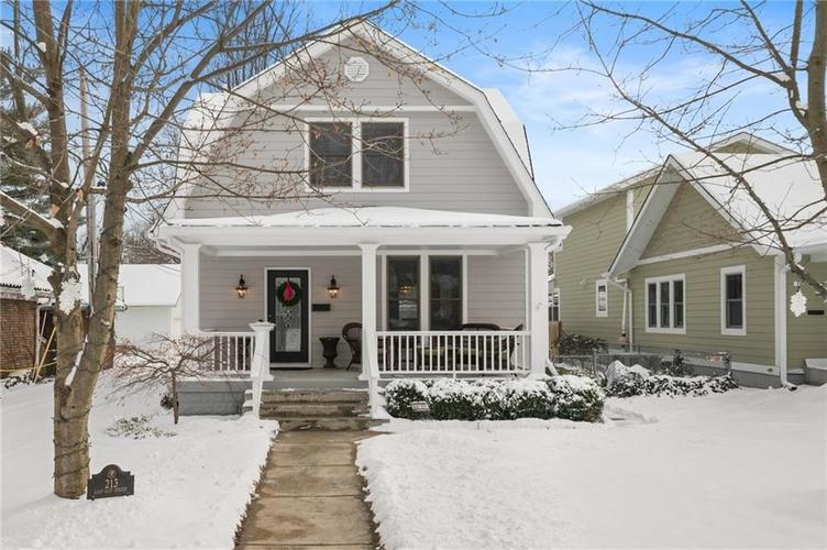 213 E 51st Street Indianapolis, IN 46205 | MLS 21616870