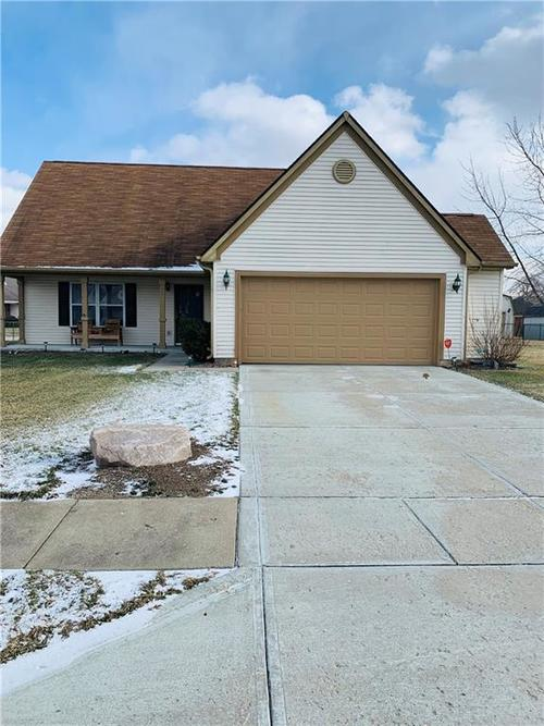 2415 Borgman Drive Indianapolis, IN 46229 | MLS 21616879 | photo 1