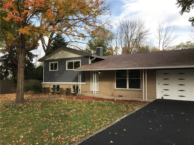 1337  Hathaway Drive Indianapolis, IN 46229 | MLS 21616911