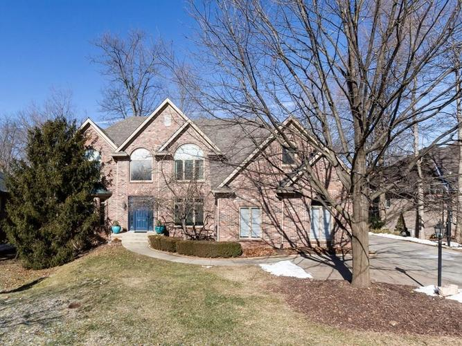 9817  Springstone Road McCordsville, IN 46055 | MLS 21616937