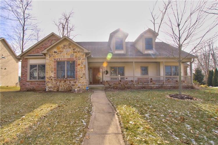 5621  Peaking Fox Drive Indianapolis, IN 46237 | MLS 21616978