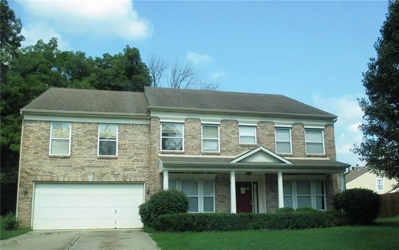 10310  MAJESTIC PERCH Court Indianapolis, IN 46234 | MLS 21617072