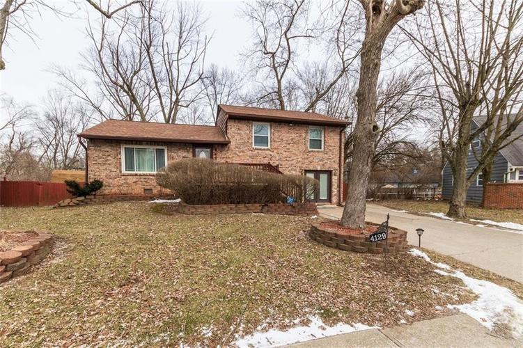 4129  Barnor Drive Indianapolis, IN 46226 | MLS 21617116