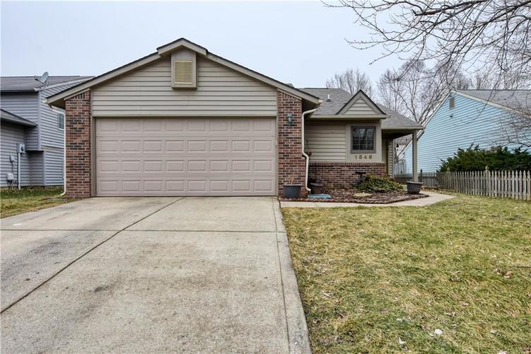 1546  Creekside Lane Greenwood, IN 46142 | MLS 21617123