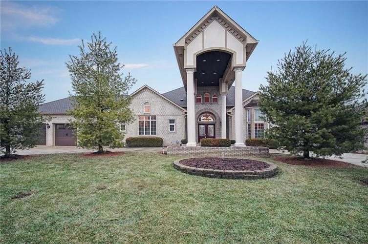 6896  CARTERS GROVE DR  Noblesville, IN 46062 | MLS 21617176