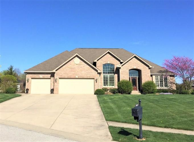 4971 BENTHAVEN Court Bargersville, IN 46106 | MLS 21617179 | photo 1