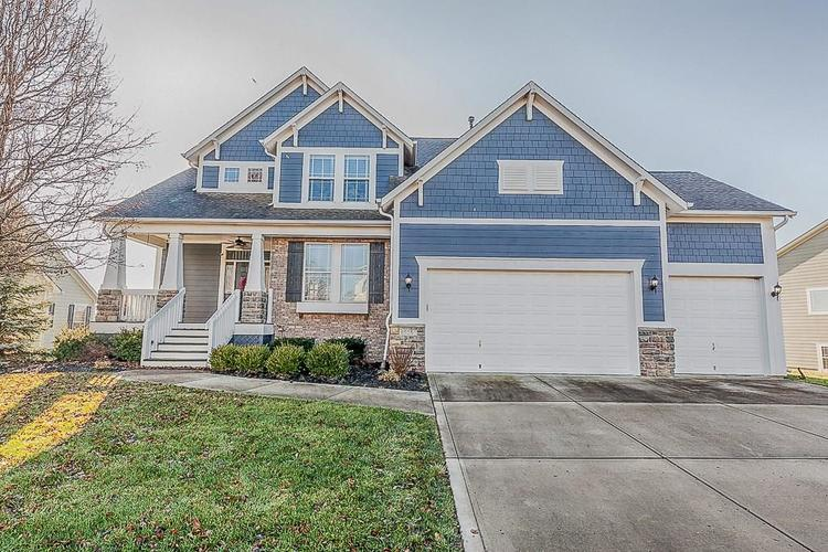8525 OLD SPRINGFIELD Lane Indianapolis, IN 46239 | MLS 21617187 | photo 1