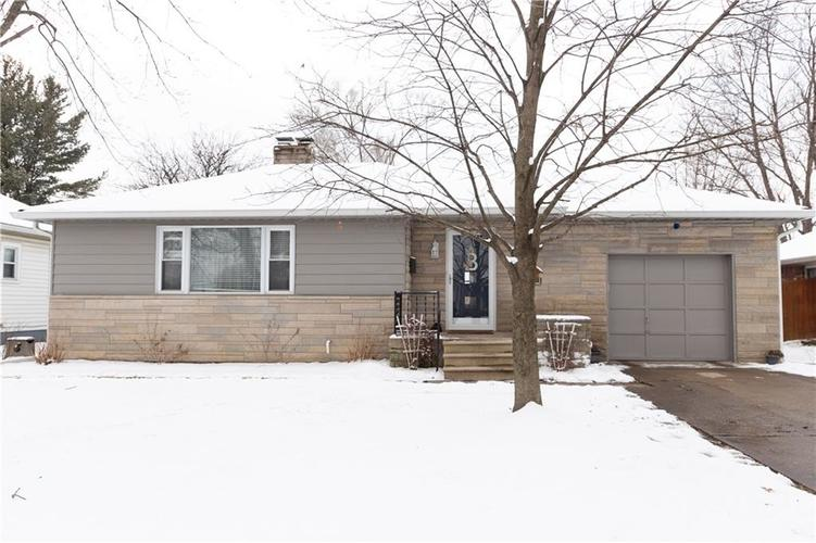 350 N 13th Avenue Beech Grove, IN 46107 | MLS 21617231