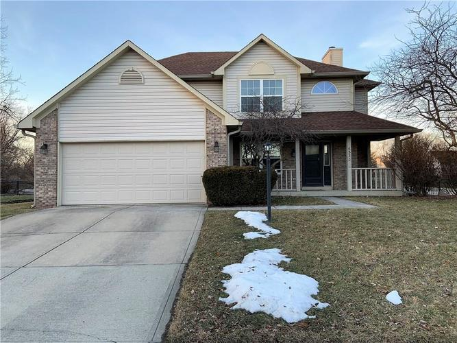 6530  Duck Pond Drive Fishers, IN 46038 | MLS 21617235