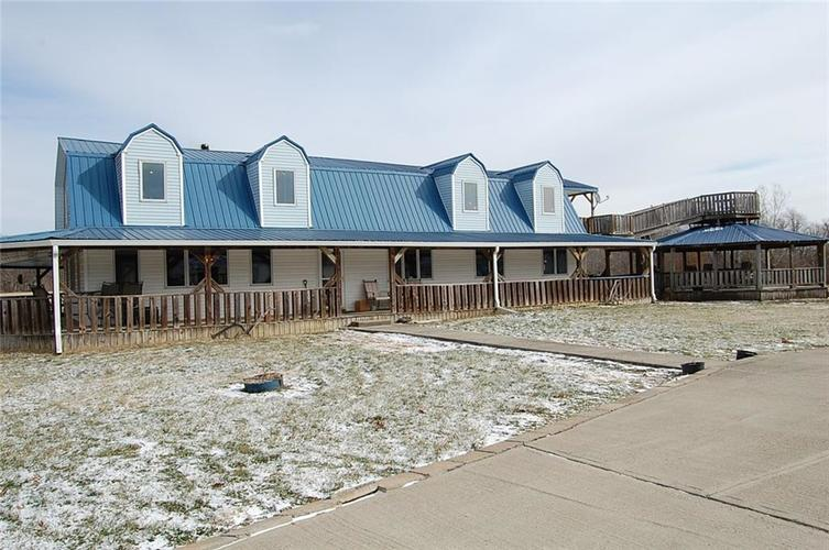 11032  Fiscus Cemetary Road Coal City, IN 47427 | MLS 21617243