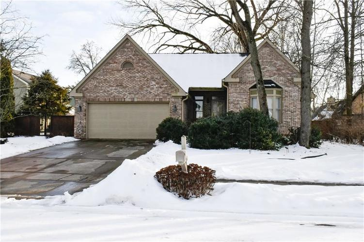 7683  Pinesprings West Drive Indianapolis, IN 46256 | MLS 21617251