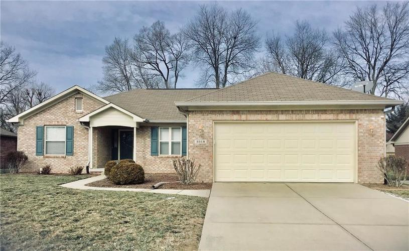 3318  Shady Maple Way Indianapolis, IN 46227 | MLS 21617289