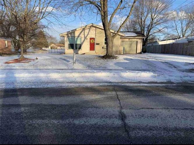 504  Chestnut Drive Gas City, IN 46933 | MLS 21617304