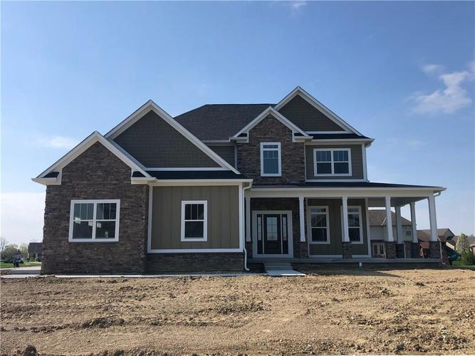 6127 W David Wayne Drive New Palestine, IN 46163 | MLS 21617339