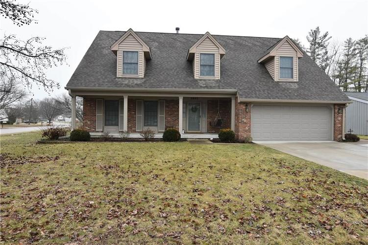 2845  Whipporwill Drive Columbus, IN 47203 | MLS 21617353