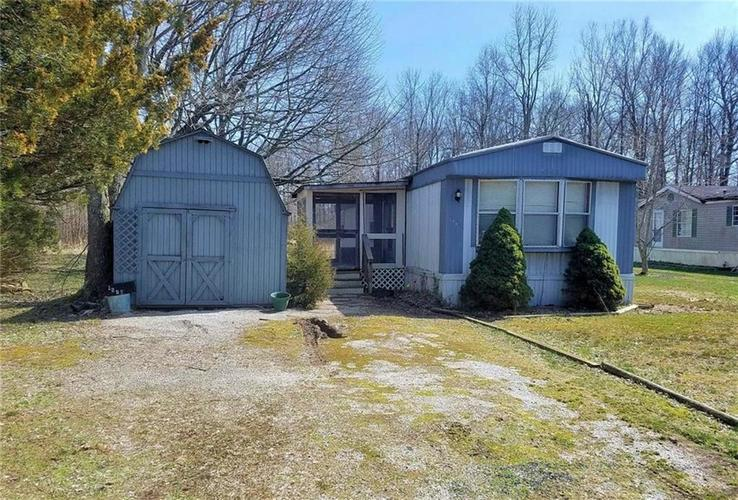 1576  Meadow Grove Circle North Vernon, IN 47265   MLS 21617356