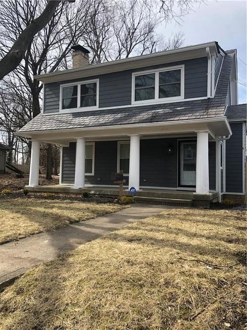 3734 N Carrollton Avenue Indianapolis, IN 46205 | MLS 21617367