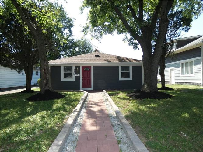2938 Hillside Avenue Indianapolis, IN 46218 | MLS 21617369 | photo 1