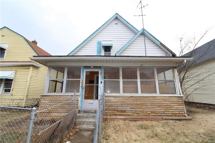 3118 E New York Street Indianapolis, IN 46201 | MLS 21617427