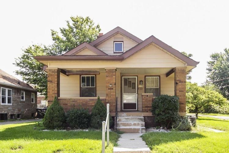 1159 N Gladstone Avenue Indianapolis, IN 46201 | MLS 21617441