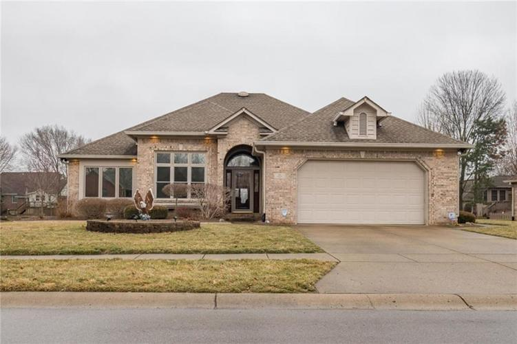 761  Wild Rose Lane Greenwood, IN 46142 | MLS 21617451
