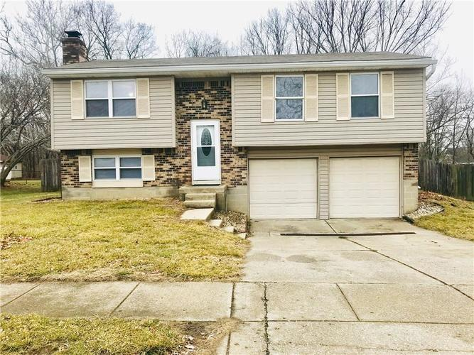 5534  Dollar Hide North Drive Indianapolis, IN 46221 | MLS 21617500