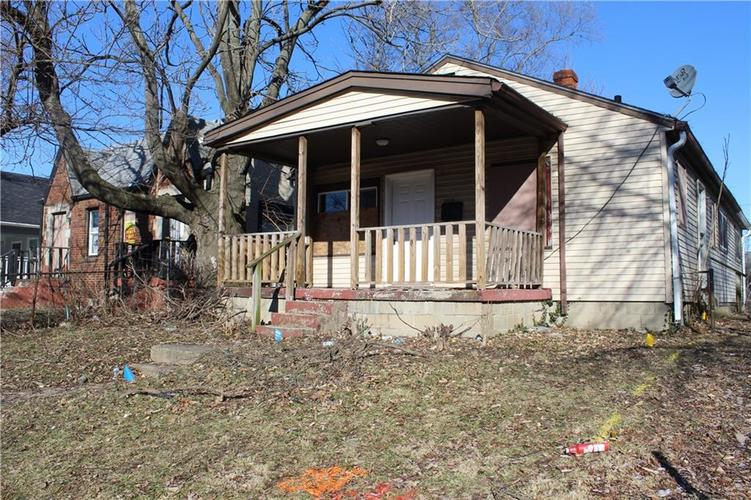 2830 E 19th Street Indianapolis, IN 46218 | MLS 21617526 | photo 1