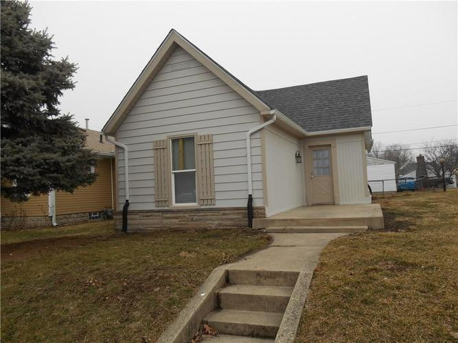 1618 E WADE Street Indianapolis, IN 46203 | MLS 21617543