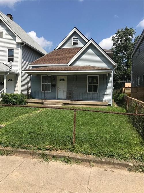 2118 Woodlawn Avenue Indianapolis, IN 46203 | MLS 21617564 | photo 1
