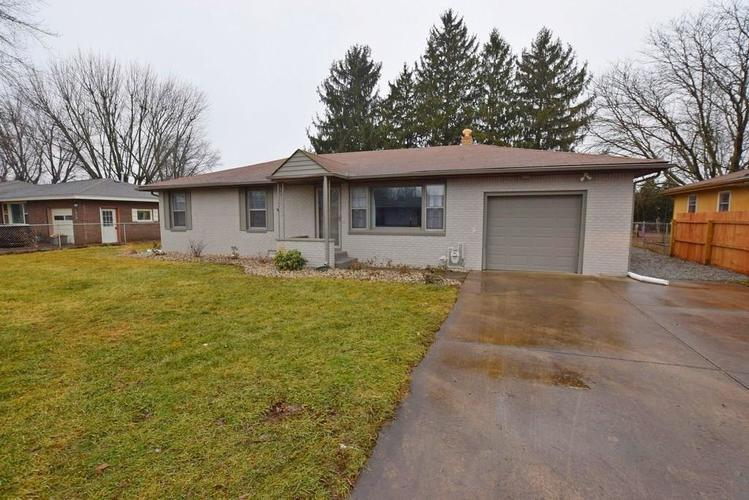 4707  Southview Drive Anderson, IN 46013 | MLS 21617571