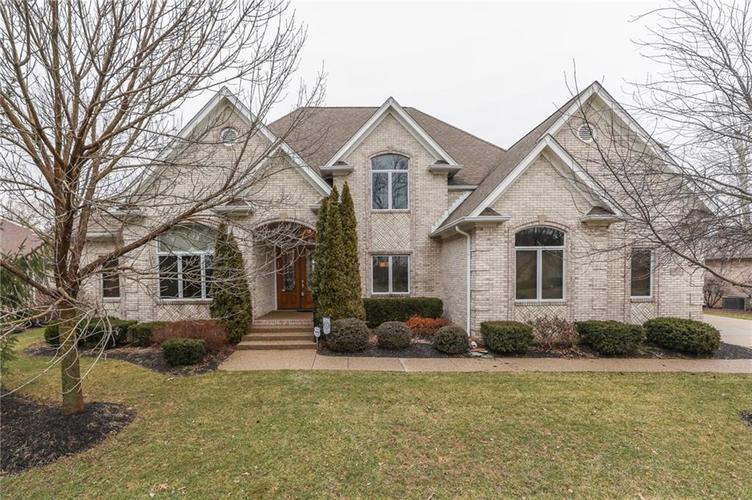 4717  Hickory Wood Row Greenwood, IN 46143 | MLS 21617626