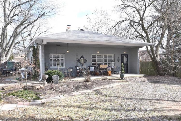 1423 S WHITCOMB Avenue Indianapolis, IN 46241 | MLS 21617660