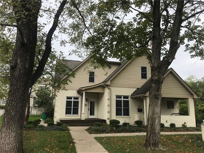 930 E 66th Street Indianapolis, IN 46220 | MLS 21617687 | photo 1
