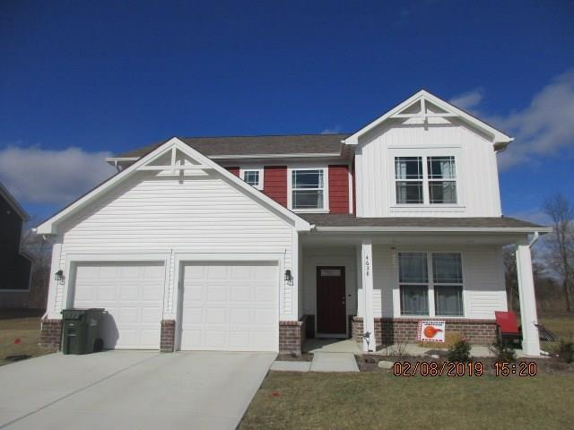 4638 W Meadow Lake Drive New Palestine, IN 46163 | MLS 21617690