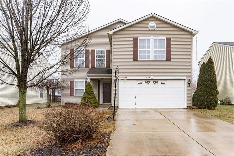8394 S SHADY TRAIL Drive Pendleton, IN 46064 | MLS 21617697