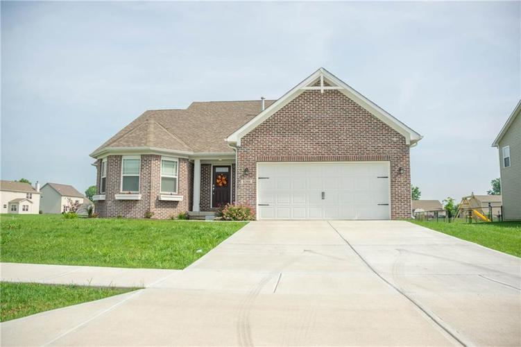 4366 W Havens Drive New Palestine, IN 46163 | MLS 21617720