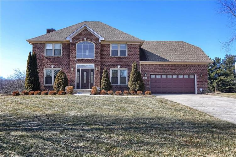 1344 S BROKEN ARROW Drive New Palestine, IN 46163 | MLS 21617797
