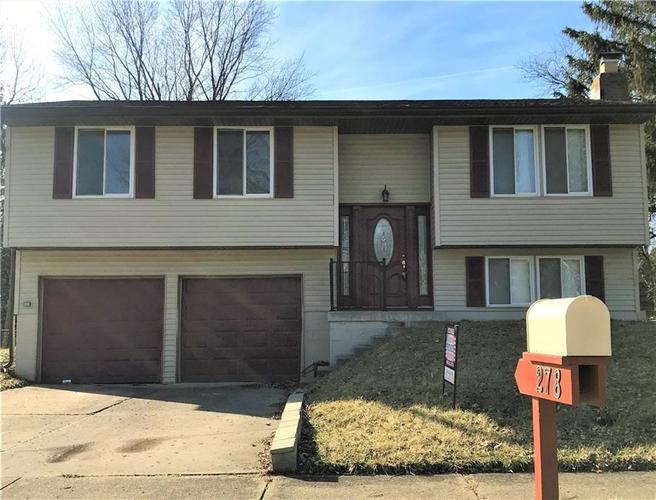 278  Fenster Drive Indianapolis, IN 46234 | MLS 21617827