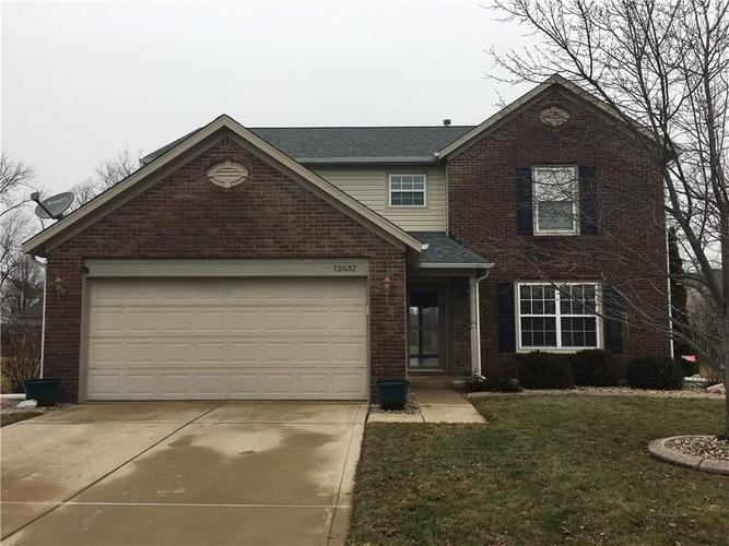 12632 BROOKDALE Drive Fishers, IN 46037 | MLS 21617859 | photo 1
