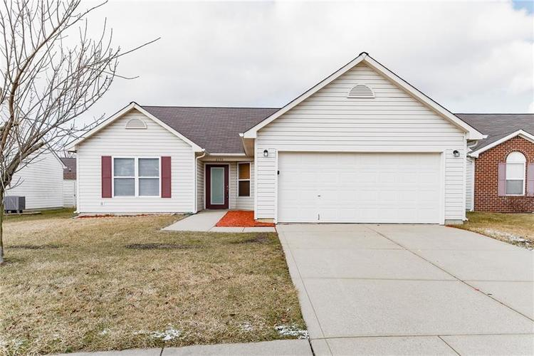 6396  Green Grass Lane Whitestown, IN 46075 | MLS 21617934