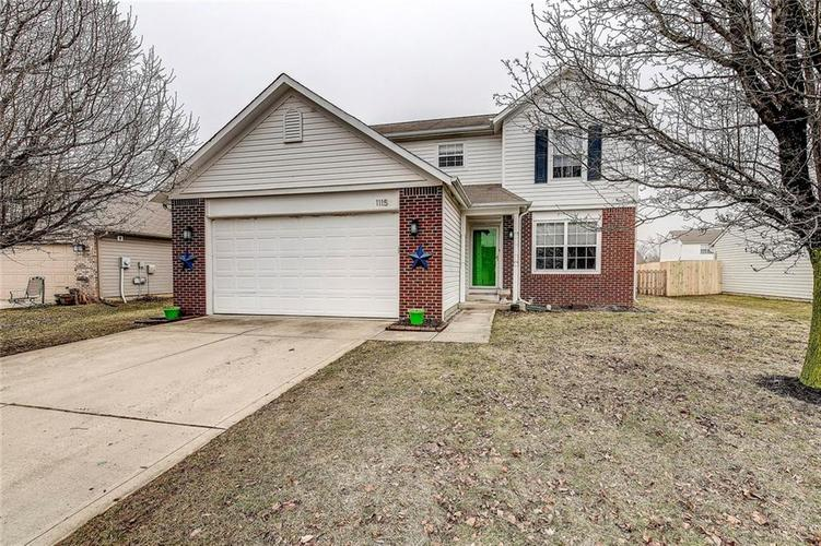1115  Spend A Buck Court New Whiteland, IN 46184 | MLS 21617936
