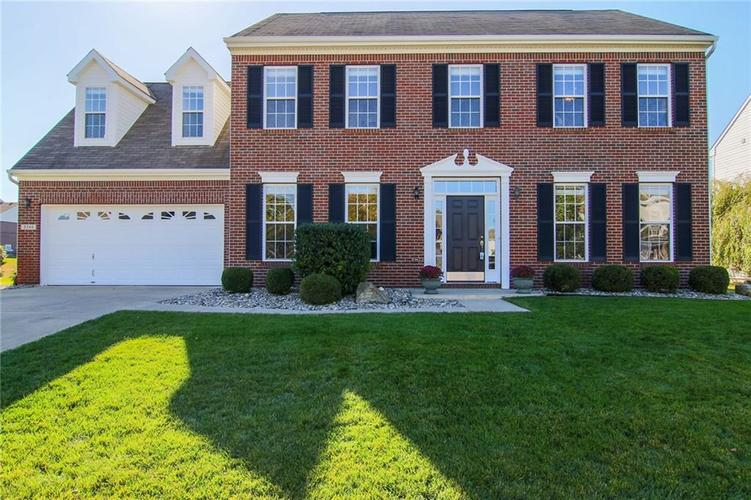 3261  Glenwillow Court Bargersville, IN 46106 | MLS 21617959