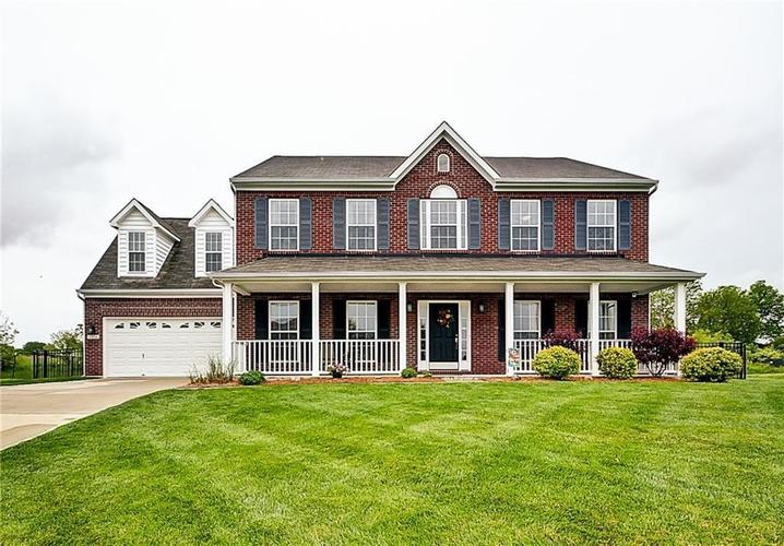3321  Glenwillow Court Bargersville, IN 46106 | MLS 21618019