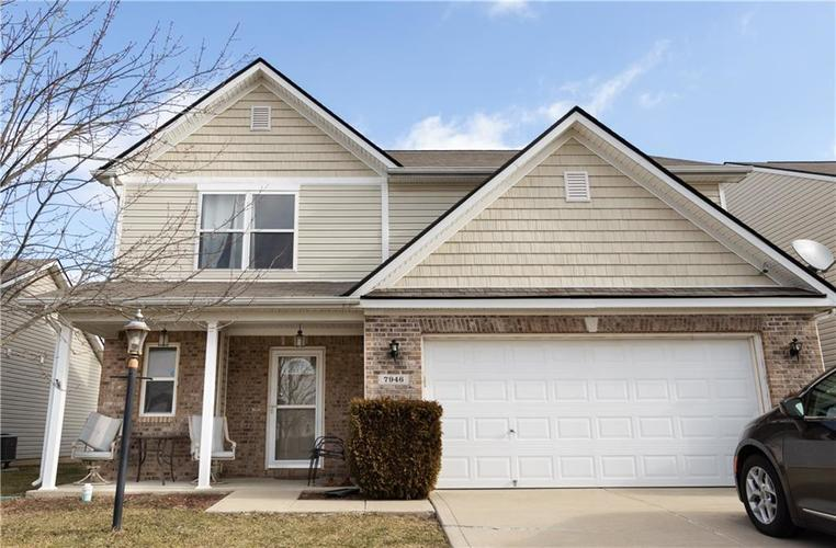 7946  BOMBAY Lane Indianapolis, IN 46239 | MLS 21618035
