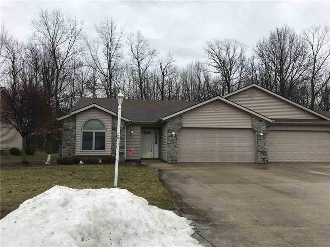 36  Clubview Drive Hartford City, IN 47348 | MLS 21618076
