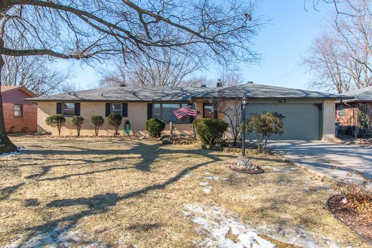 3325  Loral Drive Anderson, IN 46013 | MLS 21618111