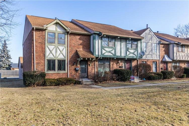 8001 E 20th Street Indianapolis, IN 46219 | MLS 21618117