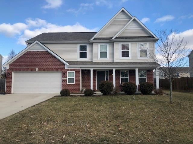 2211 S Woodgrove Way New Palestine, IN 46163 | MLS 21618160