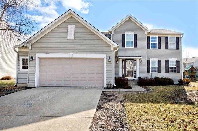 3643  Fieldstone Lane Plainfield, IN 46168 | MLS 21618175